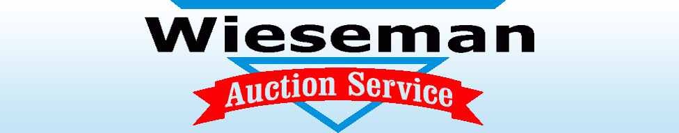 Wieseman Auction Service